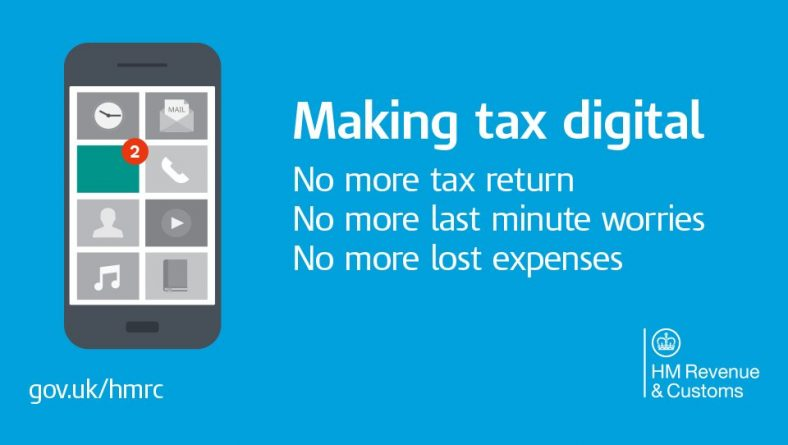 Are you ready to 'Make Tax Digital'?